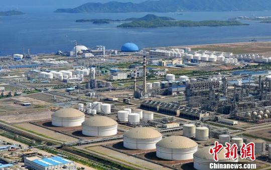 广东省与埃克森美孚公司签署系列协议