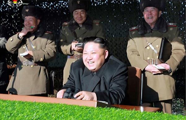 金正恩:关闭东仓里发射场意味着完全中止远程导弹试验