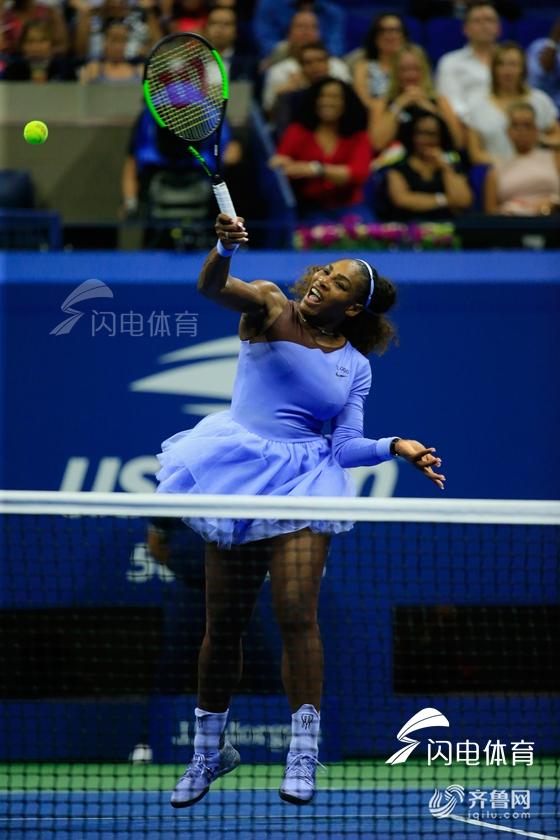 小威仅丢3局送蛋横扫 时隔4年生涯第9次进美网决赛