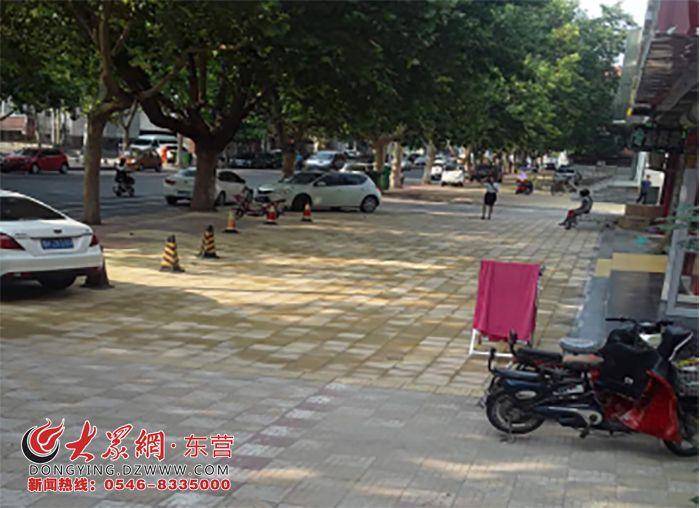 """广饶县市政处""""三城联创""""网格设施维修工作进展顺利"""