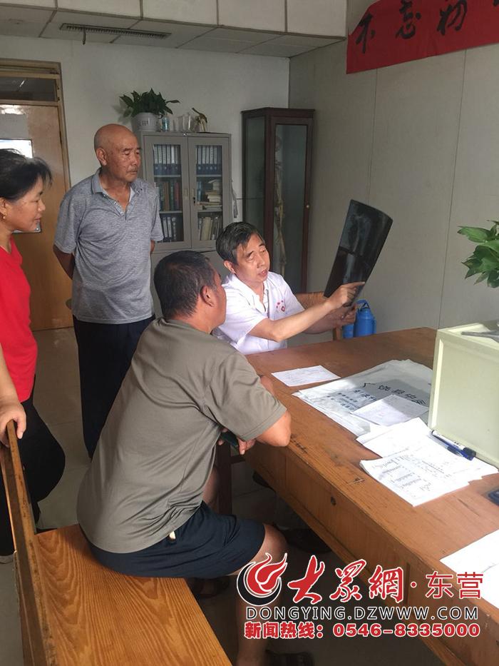广饶县成功申报全国基层名老中医药专家传承工作室建设项目