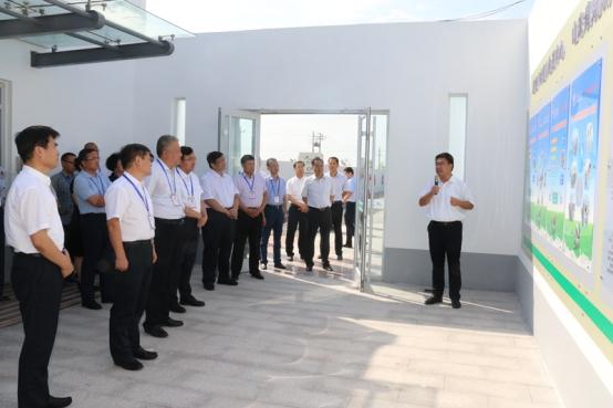 驻东营市省人大代表到仙河镇开展专项调研