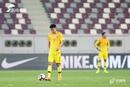 热身赛-国足客场0-1卡塔尔 门框两次救险难阻丢球