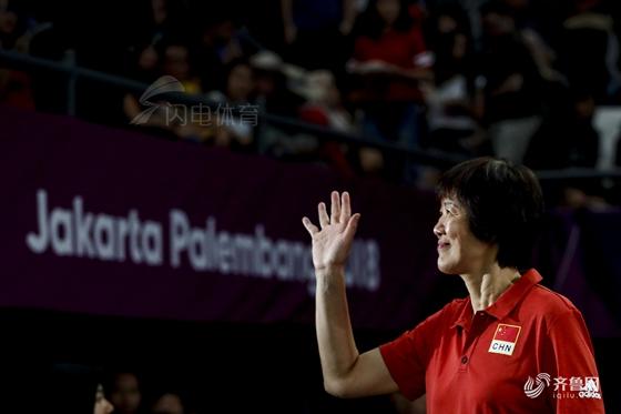 郎平坦言全队尚未达到她要求 世锦赛小组形势严峻