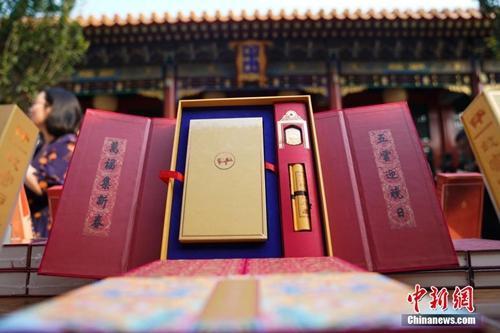 """2019年《故宫日历》发布 """"红砖头""""何以成网红?"""