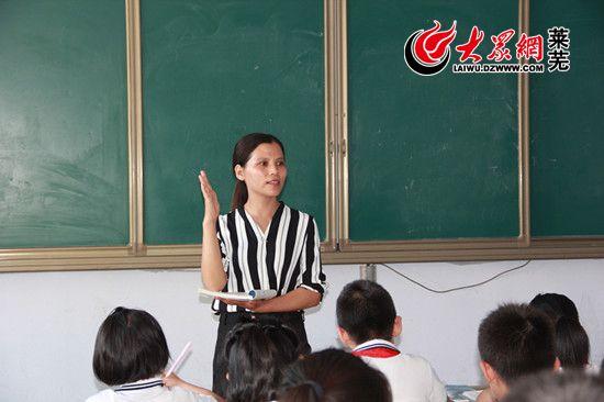 【教师节特别策划】刘念霞:做学生们心灵的灯塔