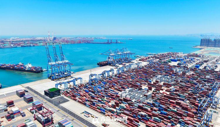 前8个月山东外贸进出口1.2万亿元 跨境电商快速增长