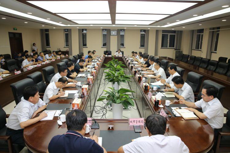 东营港经济开发区认真贯彻落实市委六届四次全会精神