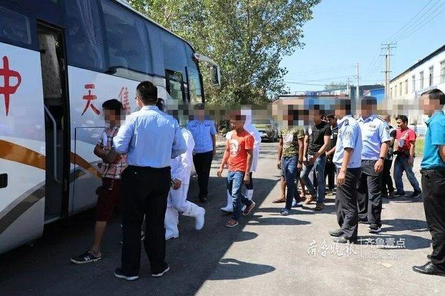 突击检查!济阳县公安局查处一起缅甸人非法入境案