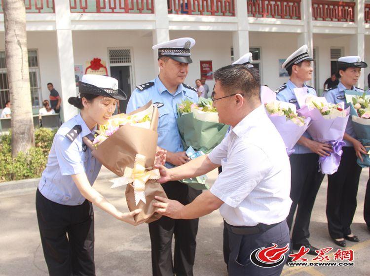 今天,济南这群特殊的老师们收到了节日的祝福