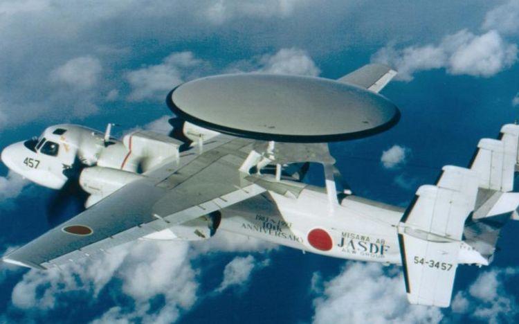 美国务院同意售日本9架先进鹰眼预警机 可远距离侦测舰船