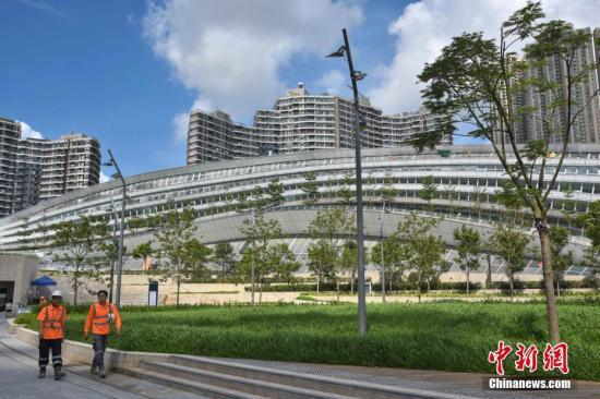香港西九龙巴士总站16日启用 11条巴士线路迁移