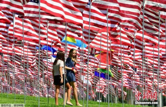 """""""911""""17周年:美延长因恐怖威胁实施的紧急状态"""