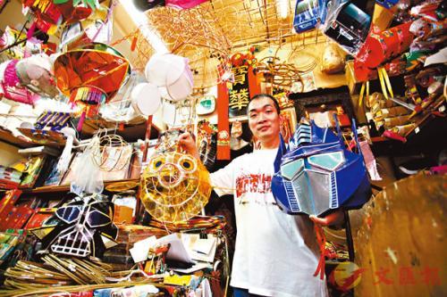 香港旅发局推地区深度游 介绍深水埗65个特色景点