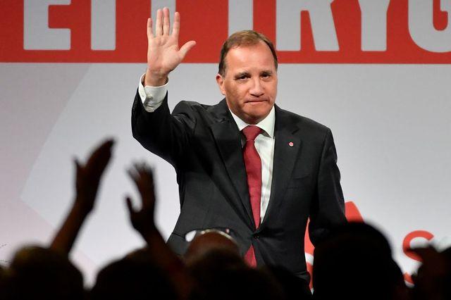 """欲阻极右翼上位 瑞典首相吁""""左右合作""""组阁"""