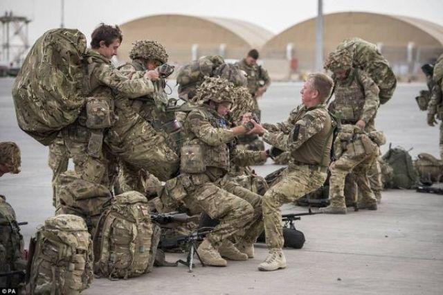 外媒:英军每年丢失大量武器装备 连健身器材都有人偷