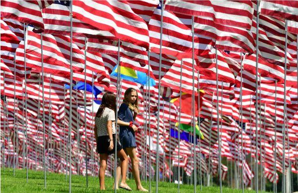 外媒:9·11事件17年后,美国国家紧急状态还将延续