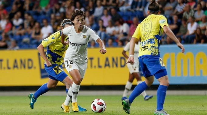 女足欧冠:巴黎4-1击败奥地利 王霜首发献助攻