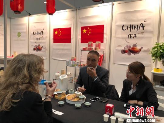 中国在澳大利亚举行茶推介会 宣传推广茶文化