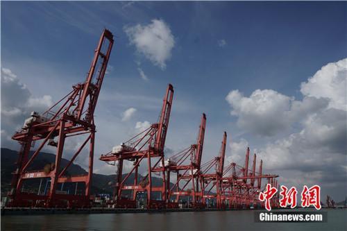 连云港:抓住机遇高质发展,东方大港后发先至