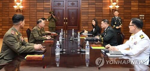 韩媒:朝韩讨论在西部争议海域设缓冲带