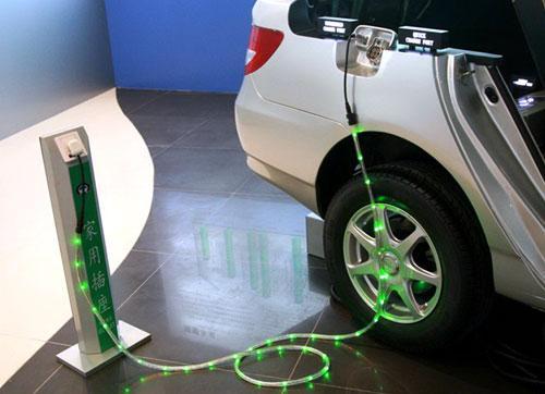 中国新能源汽车高层论坛在淄举行