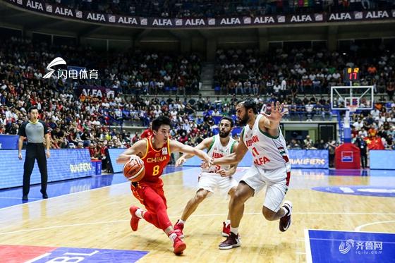 世预赛-周鹏空砍22+5 中国男篮88-92加时落败