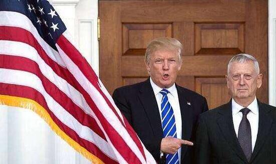 """""""疯狗""""将变成""""怂狗""""? 传言称特朗普可能炒了防长马蒂斯"""