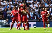 英超-菲尔米诺破门后伤退 利物浦2-1热刺豪取五连胜