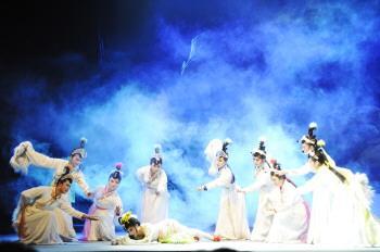 淄博首届五音戏艺术节将于9月19日开幕