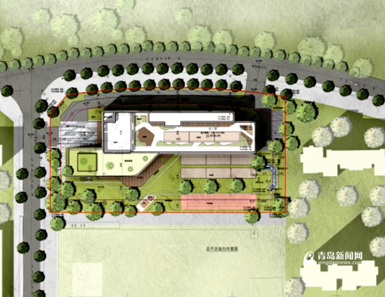 中德生态园幼儿园设计方案出炉 地上3层规划9班制(图)
