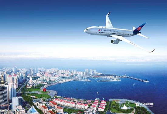 青航19日开通青岛赣州重庆往返航线 每周四班最低320元