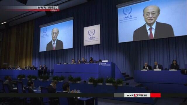国际原子能机构大会开幕,呼吁朝鲜拿出具体行动弃核