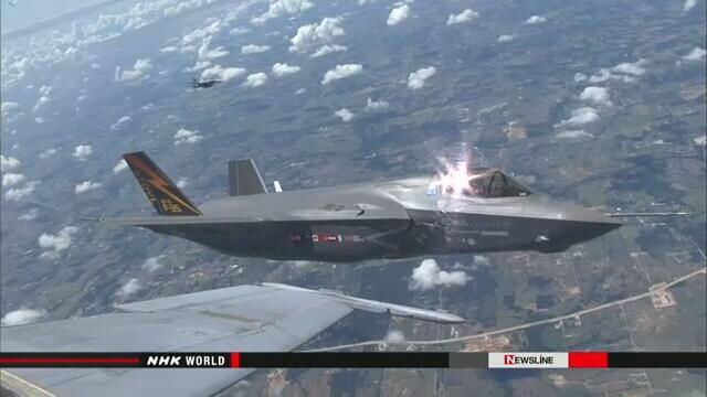 美空军部长:有必要在2030年底前把飞行战队数量增加25%