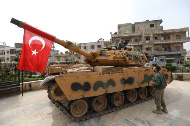 土耳其向伊德利卜增派后援