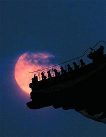 天涯共此时:关于月亮的各种知识 青岛人赏月线路推荐
