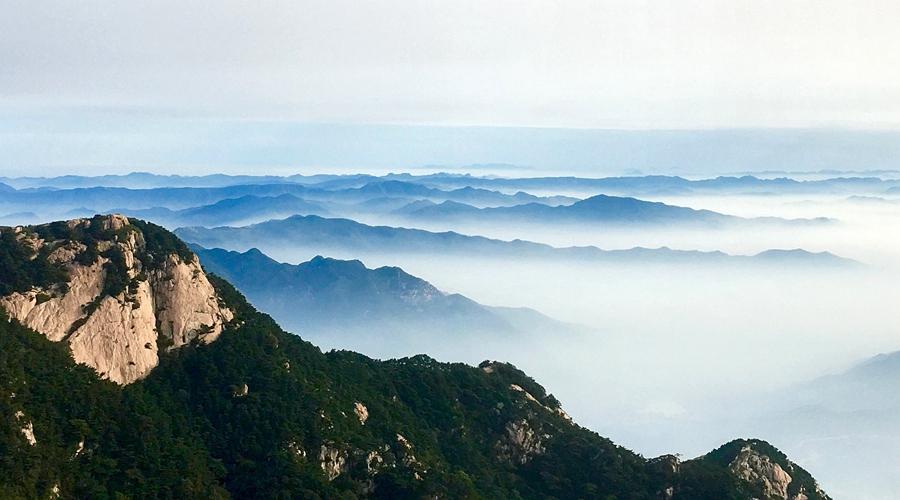 仙境泰山 · 张超
