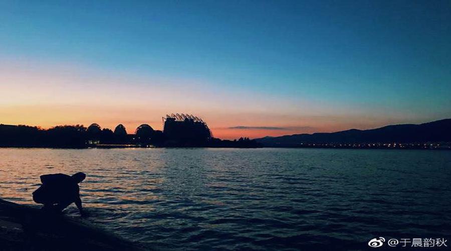 印象·天平湖 · 于晨韵秋