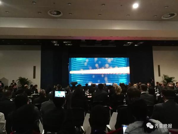 今天,外交部蓝厅山东包场!全世界都会爱上山东!