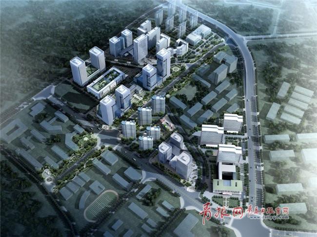 青岛这里将建大健康产业园核心区 年产值可达200亿