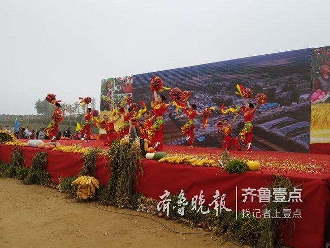 """田间比""""才艺"""",泰安首届中国农民丰收节启动!"""