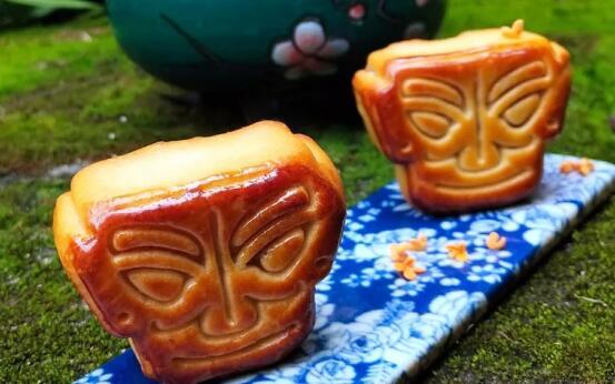 文物月饼C位出道!网友:吃的都是文化