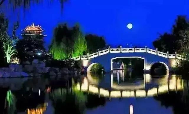 露从今夜白,月是故乡明!山东这些地方赏月最美!