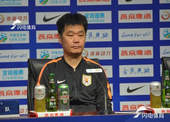 李霄鹏:再战一方是全年最重要的比赛 一方今时不同往日