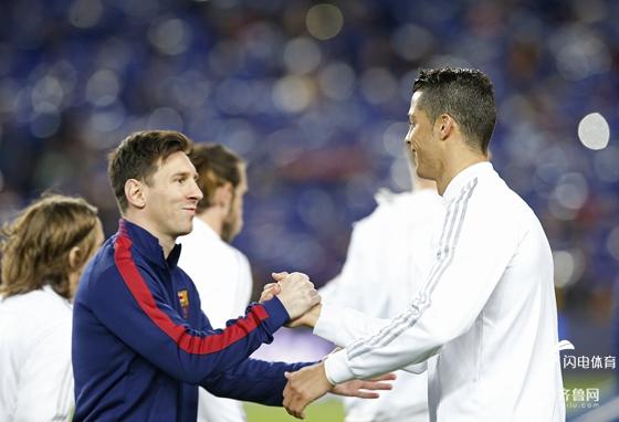 梅西C罗双双缺席FIFA颁奖盛典!12年来头一遭