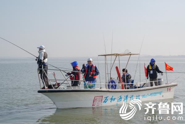 2018年全国海钓锦标赛 (2)