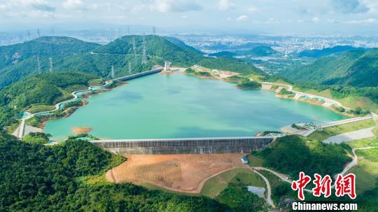 深圳抽水蓄能电站全面投产 支撑粤港澳大湾区绿色发展