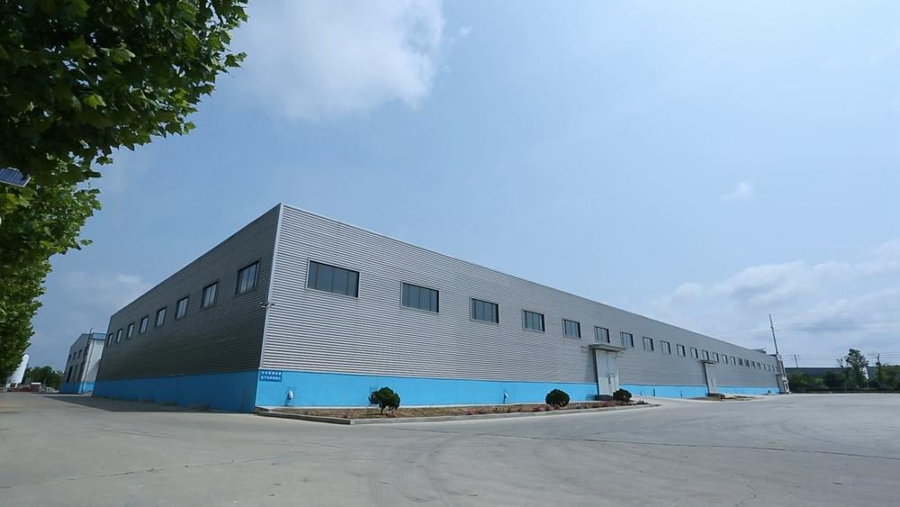 《蓝色经济对话》走进山东汇银新能源科技有限公司
