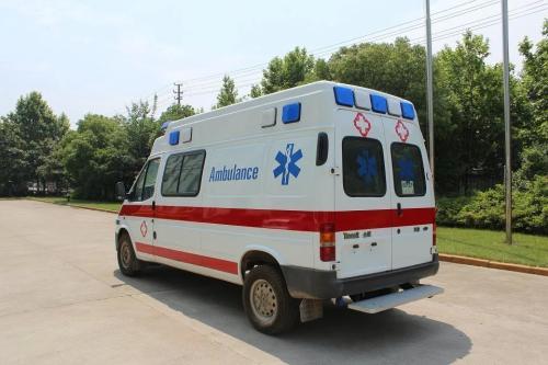 中秋节假期120救治病人615人次