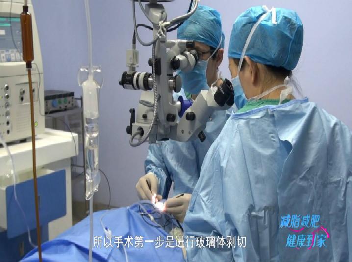 这里有一种方法,可以挽救糖尿病患者的视力